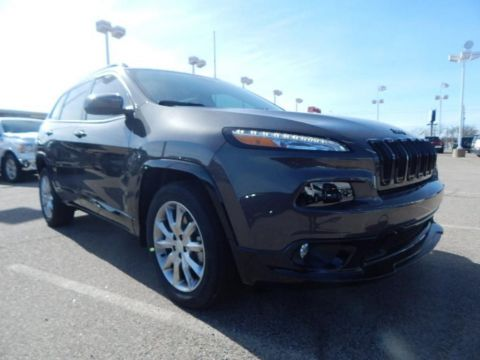 New 2018 Jeep Cherokee Latitude FWD 4D Sport Utility