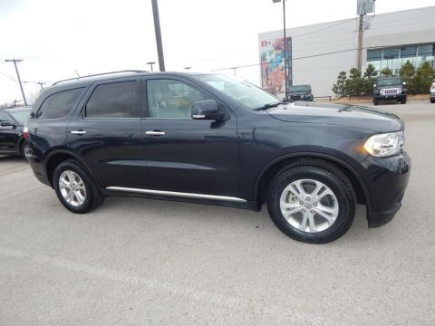 Pre-Owned 2013 Dodge Durango Crew RWD 4D Sport Utility