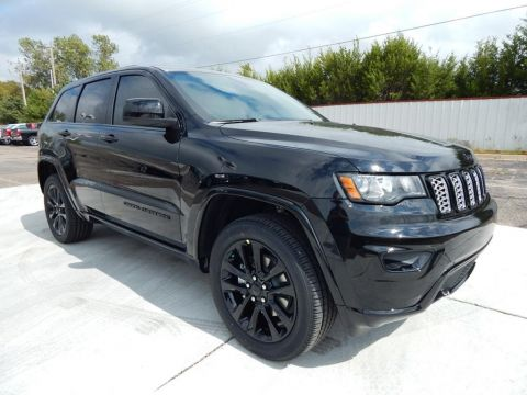 New 2018 Jeep Grand Cherokee Altitude 4WD