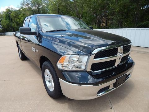 Pre-Owned 2017 Ram 1500 Big Horn RWD 4 door