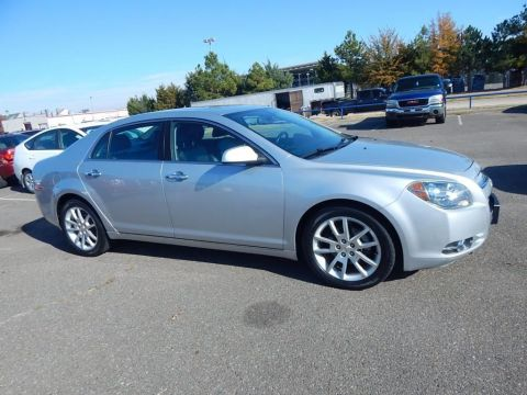 Pre-Owned 2012 Chevrolet Malibu LTZ FWD 4D Sedan