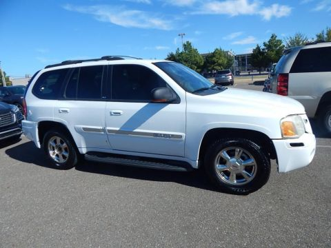 Pre-Owned 2002 GMC Envoy SLT 4WD