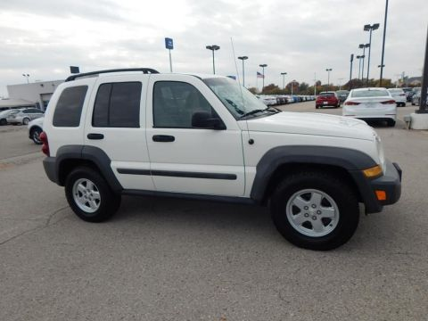 Pre-Owned 2007 Jeep Liberty Sport RWD 4D Sport Utility