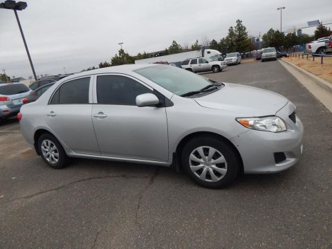 Pre-Owned 2010 Toyota Corolla LE FWD 4D Sedan