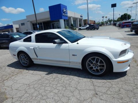 Pre-Owned 2007 Ford Mustang Shelby GT RWD 2D Coupe