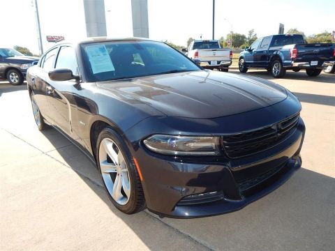 Pre-Owned 2016 Dodge Charger R/T RWD 4D Sedan