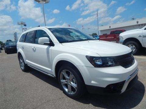New 2017 Dodge Journey Crossroad FWD 4D Sport Utility