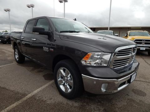 New 2017 Ram 1500 Big Horn 4WD