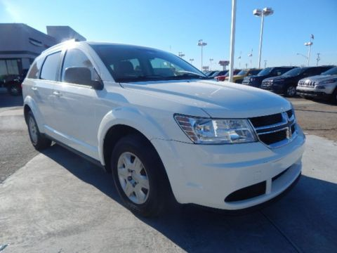 Pre-Owned 2011 Dodge Journey Express FWD 4D Sport Utility