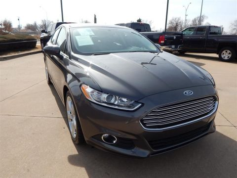 Pre-Owned 2016 Ford Fusion S FWD 4D Sedan