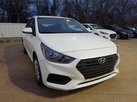 New 2018 Hyundai Accent SE FWD 4D Sedan