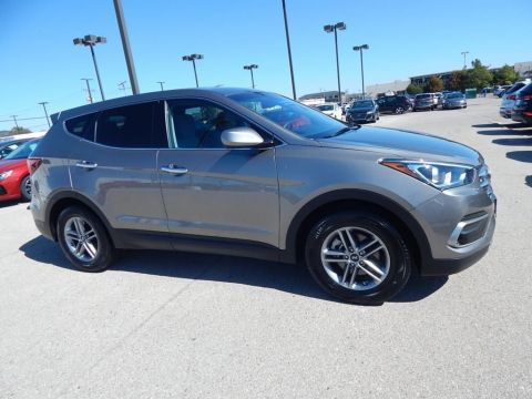 Certified Pre-Owned 2017 Hyundai Santa Fe Sport 2.4 Base FWD 4D Sport Utility