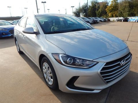 New 2018 Hyundai Elantra SE FWD 4D Sedan