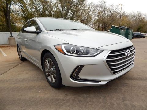 New 2018 Hyundai Elantra Value Edition FWD 4D Sedan