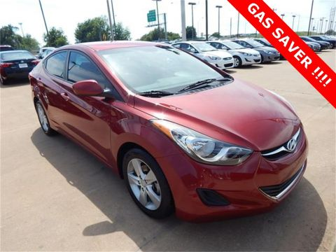 Certified Pre-Owned 2013 Hyundai Elantra GLS FWD 4D Sedan