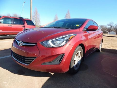 Certified Pre-Owned 2015 Hyundai Elantra  FWD 4D Sedan