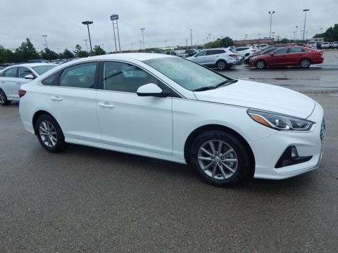 New 2018 Hyundai Sonata SE FWD 4D Sedan