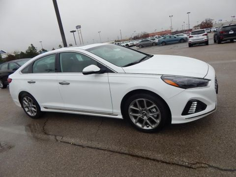 New 2018 Hyundai Sonata Limited FWD 4D Sedan