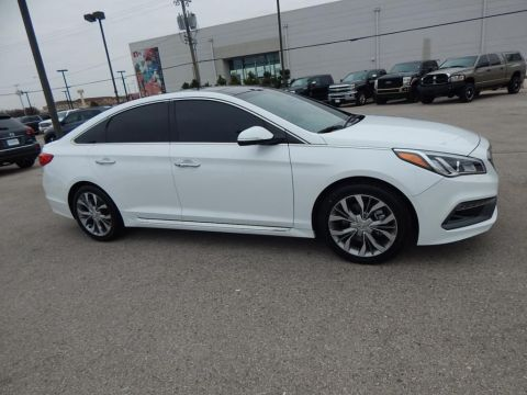 Certified Pre-Owned 2015 Hyundai Sonata Limited 2.0T FWD 4D Sedan