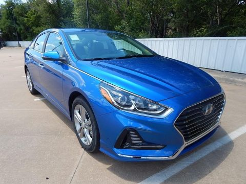 New 2018 Hyundai Sonata SEL FWD 4D Sedan