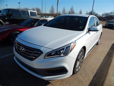 Certified Pre-Owned 2016 Hyundai Sonata Sport FWD 4D Sedan