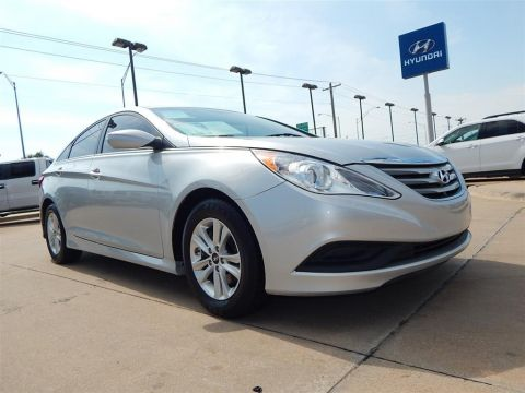 Pre-Owned 2014 Hyundai Sonata GLS FWD 4D Sedan