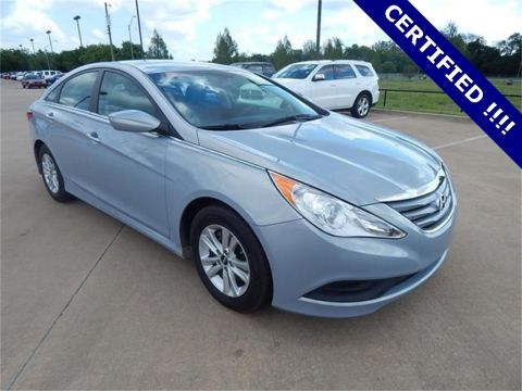 Certified Pre-Owned 2014 Hyundai Sonata GLS FWD 4D Sedan