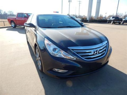 Certified Pre-Owned 2014 Hyundai Sonata Limited 2.0T FWD 4D Sedan