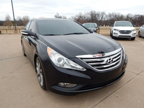 Pre-Owned 2014 Hyundai Sonata Limited 2.0T FWD 4D Sedan