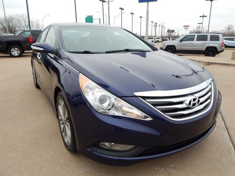 Pre-Owned 2014 Hyundai Sonata  FWD 4D Sedan