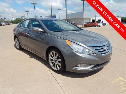 Pre-Owned 2013 Hyundai Sonata GLS FWD 4D Sedan