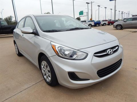 Certified Pre-Owned 2015 Hyundai Accent GLS FWD 4D Sedan