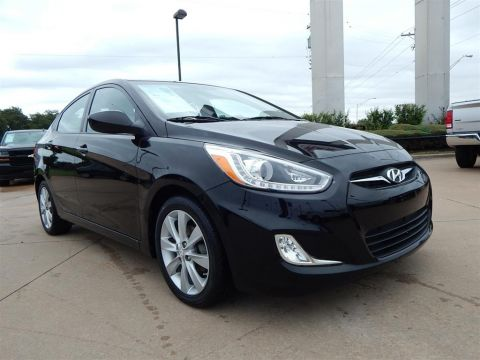 Pre-Owned 2014 Hyundai Accent GLS FWD 4D Sedan