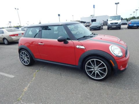 Pre-Owned 2007 MINI Cooper S Base FWD 2D Hatchback