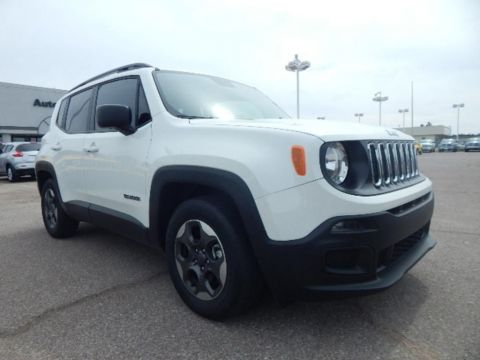 Pre-Owned 2017 Jeep Renegade Sport FWD 4D Sport Utility