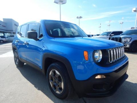 Pre-Owned 2015 Jeep Renegade Sport FWD 4D Sport Utility
