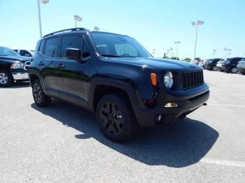 New 2018 Jeep Renegade Sport 4WD