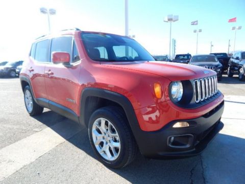 Pre-Owned 2015 Jeep Renegade Latitude 4WD