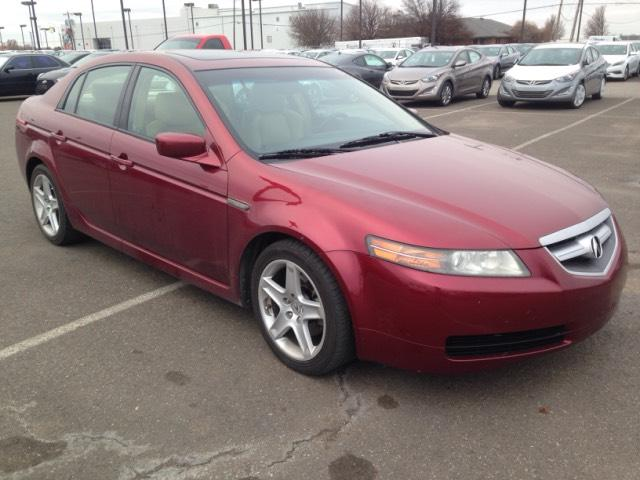 Used Acura TL 4dr Sdn AT Navigation System