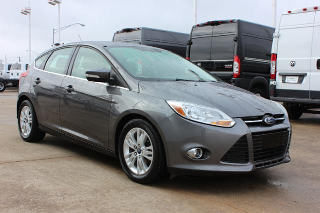 Used Ford Focus 5dr HB SEL