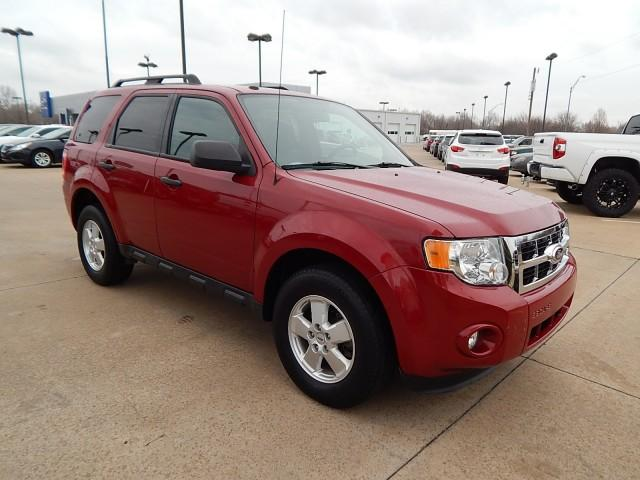 Used Ford Escape FWD 4dr XLT