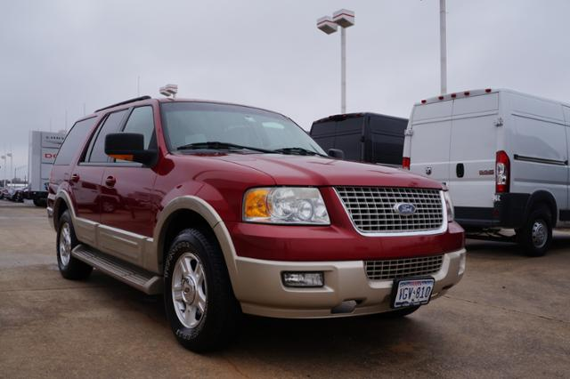 Used Ford Expedition 4dr Eddie Bauer