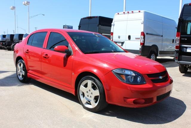 Used Chevrolet Cobalt 4dr Sdn Sport
