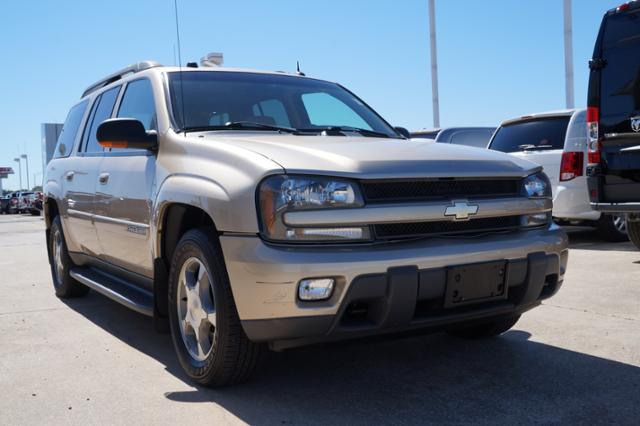Used Chevrolet TrailBlazer EXT 4dr 4WD EXT LT