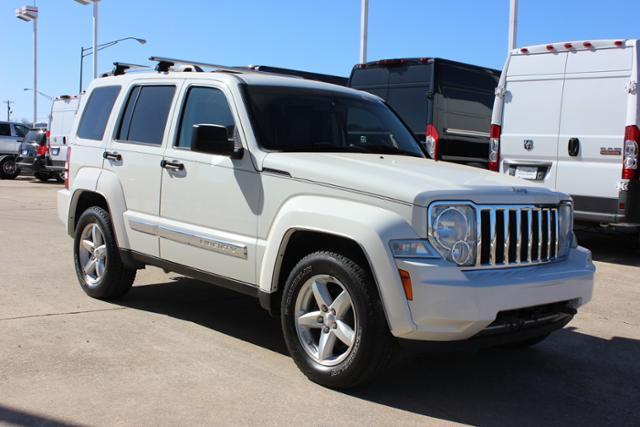 Used Jeep Liberty 4WD 4dr Limited