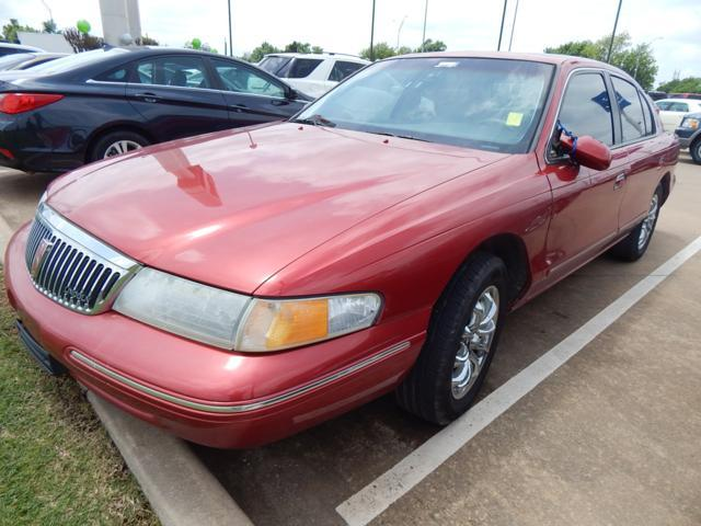 Used Lincoln Continental 4dr Sdn