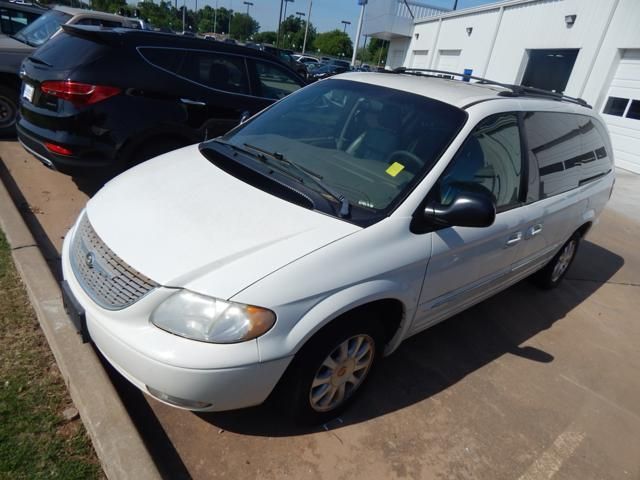 Used Chrysler Town & Country 4dr LXi FWD