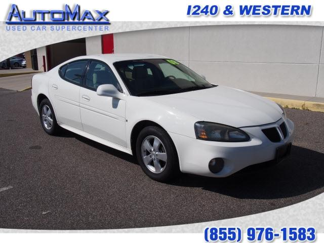 Used Pontiac Grand Prix 4dr Sdn