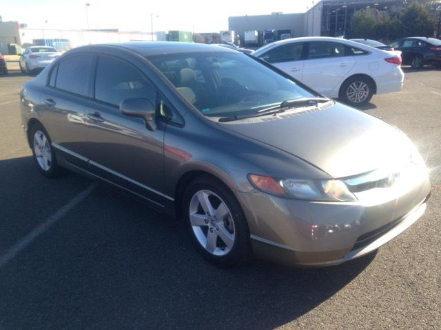 Used Honda Civic EX AT with NAVI