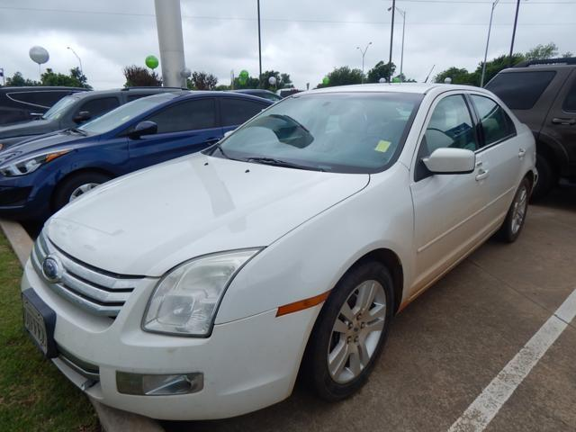 Used Ford Fusion 4dr Sdn I4 SEL FWD
